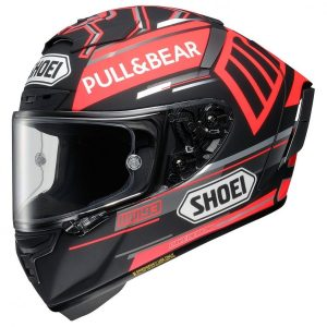 Casque Shoei X-Spirit III Black Concept TC-1 2019
