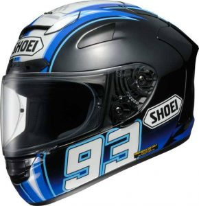 Casque Shoei X Spirit II Montmelo