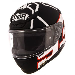 Casque Shoei NXR Black Ant 2014
