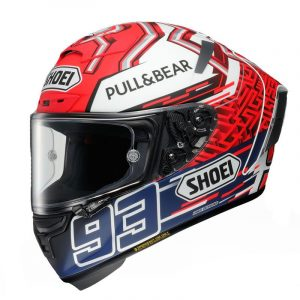 Casque Shoei X-Spirit III 5 TC-1 2019